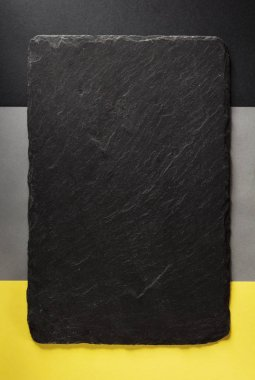 slate texture at colorful background