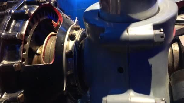 Motore a pistone aerei