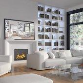 Photo Modern bright interiors. 3D rendering illustration