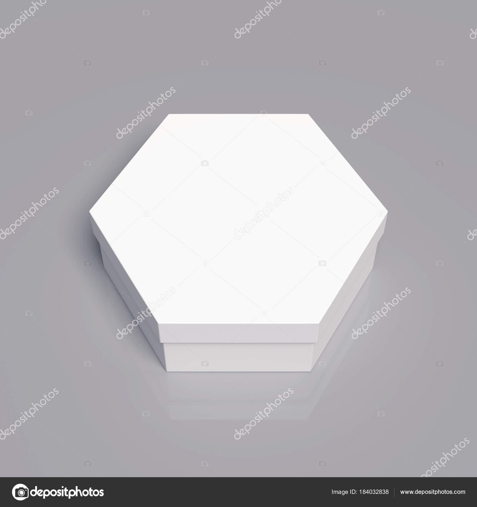 plantilla de caja de cartón — Foto de stock © TissaNsk #184032838