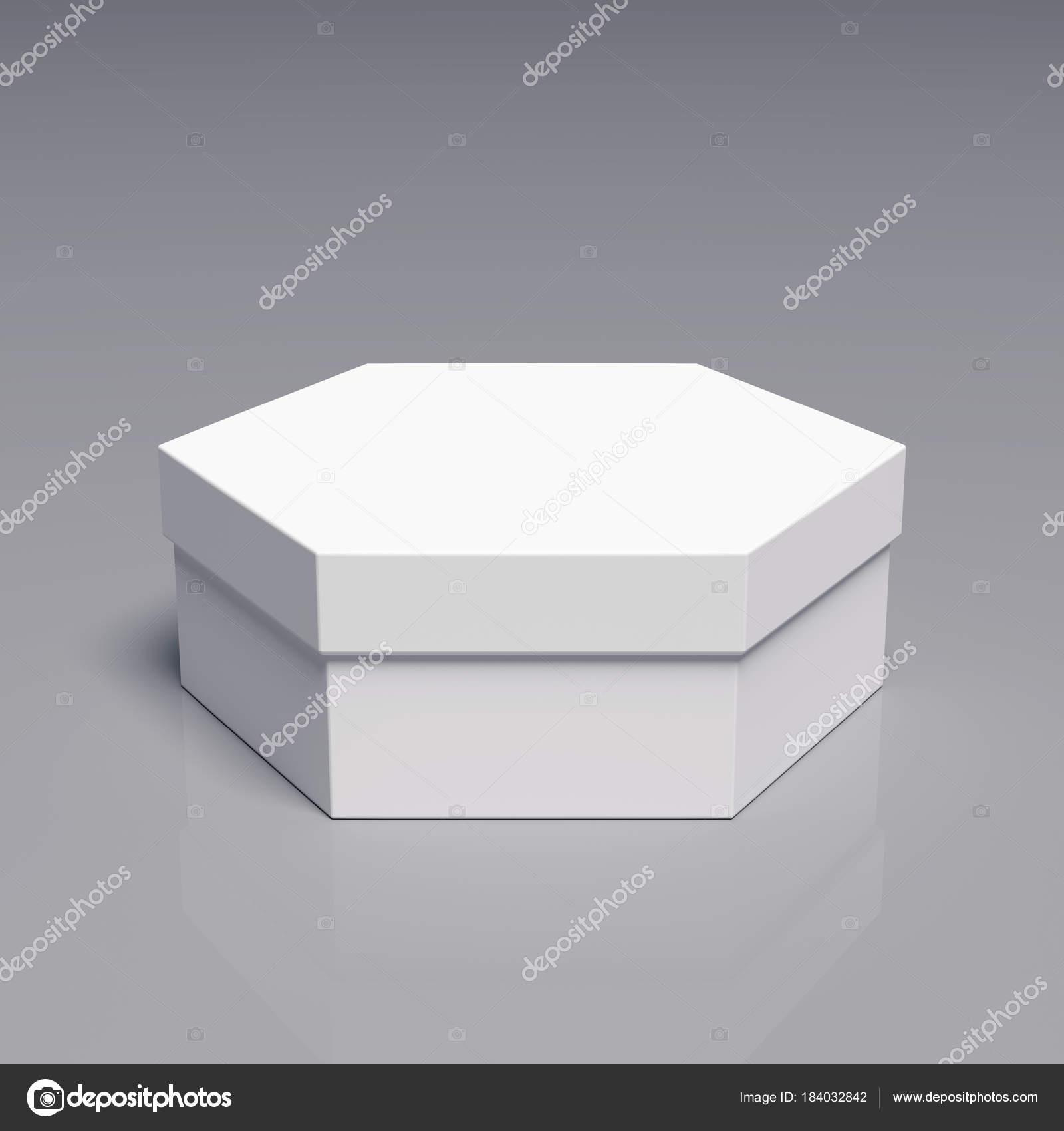 plantilla de caja de cartón — Foto de stock © TissaNsk #184032842