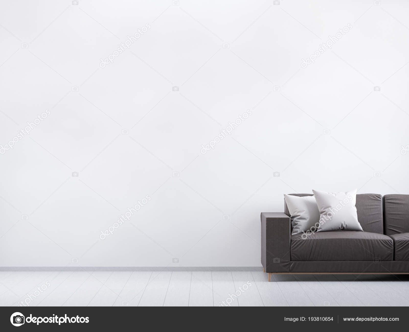 Incredible Modern Vintage Living Room Brown Leather Sofa On A Grey Gmtry Best Dining Table And Chair Ideas Images Gmtryco