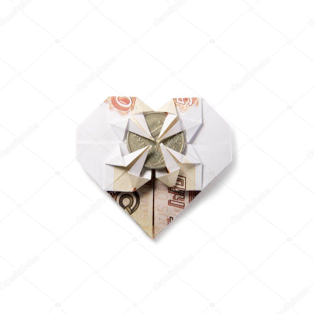 Origami Un Corazon - photo#19