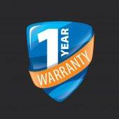 vektorové logo 10 let záruka