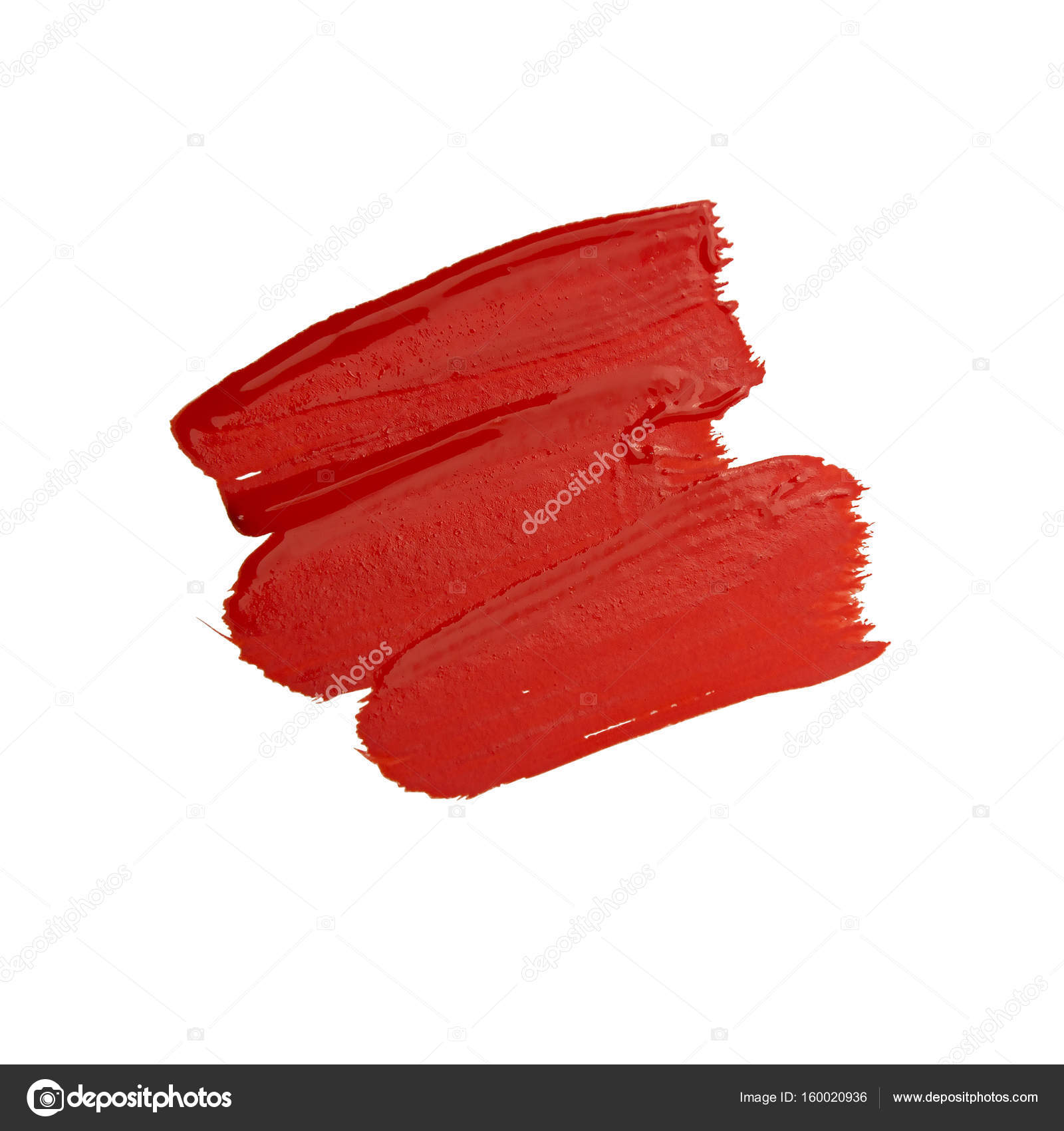 Red brush: application, unique properties