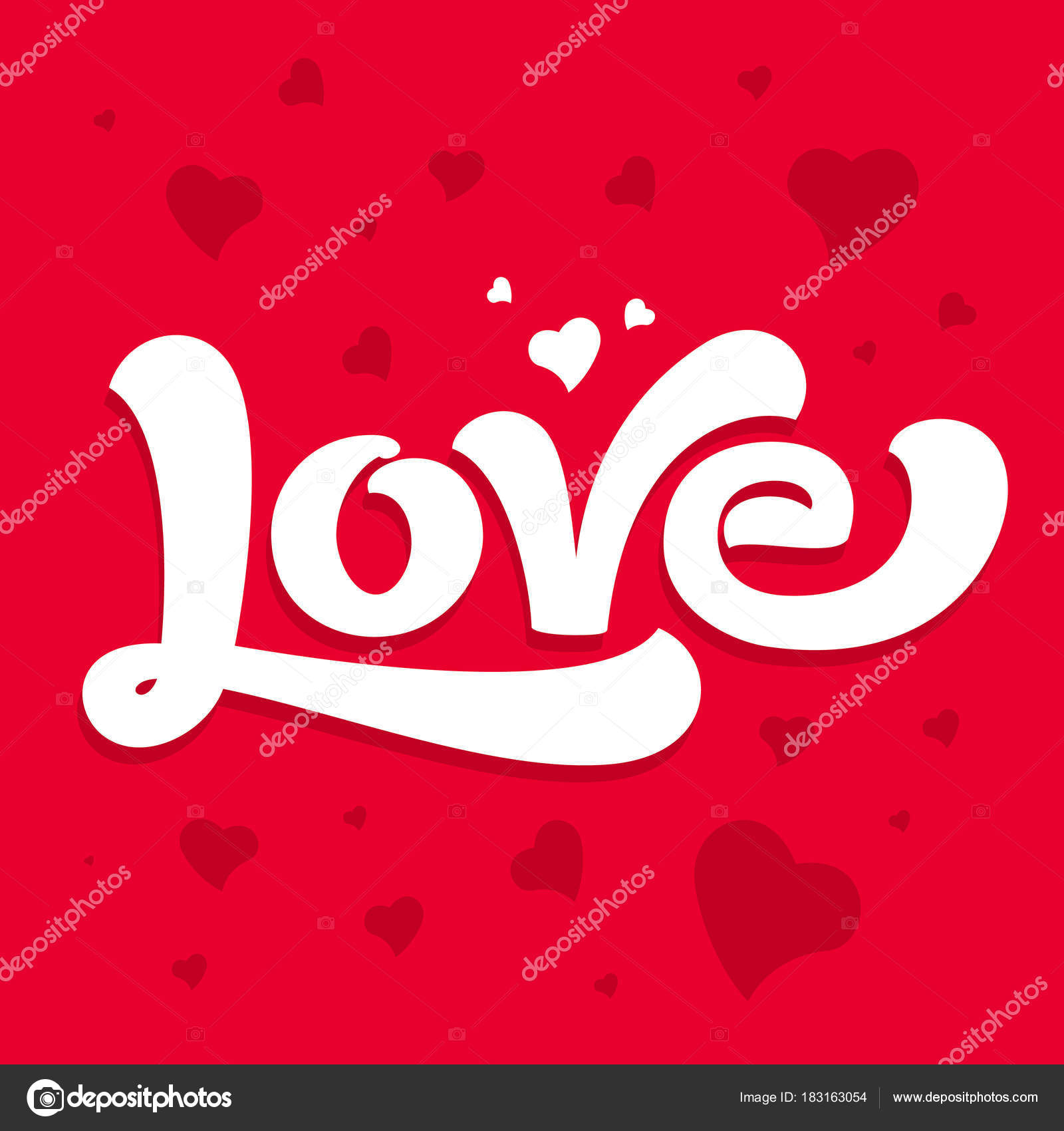 Greetings valentines day love lettering vector stock vector greetings valentines day love lettering vector stock vector m4hsunfo