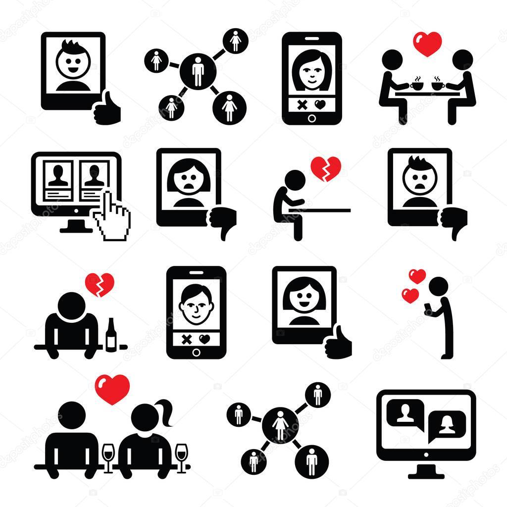 Online-Dating ein DatumTraum von 50 +