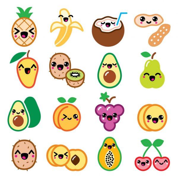 ᐈ Kawaii Characters Stock Backgrounds Royalty Free Kawaii Pictures Download On Depositphotos