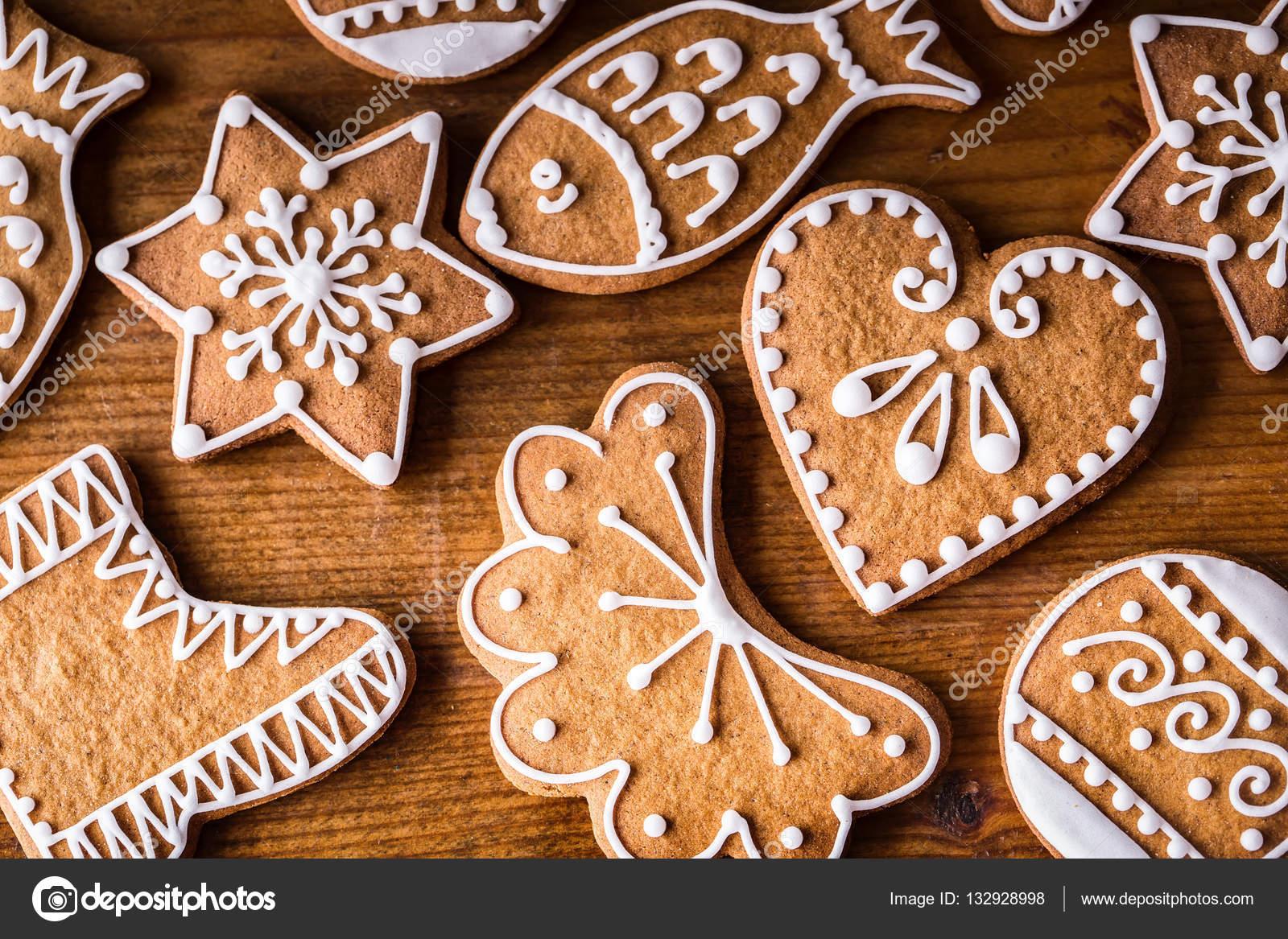 Dolci Di Natale Fatti In Casa.Torte Dolci Di Natale Natale Biscotti Fatti In Casa Sulla