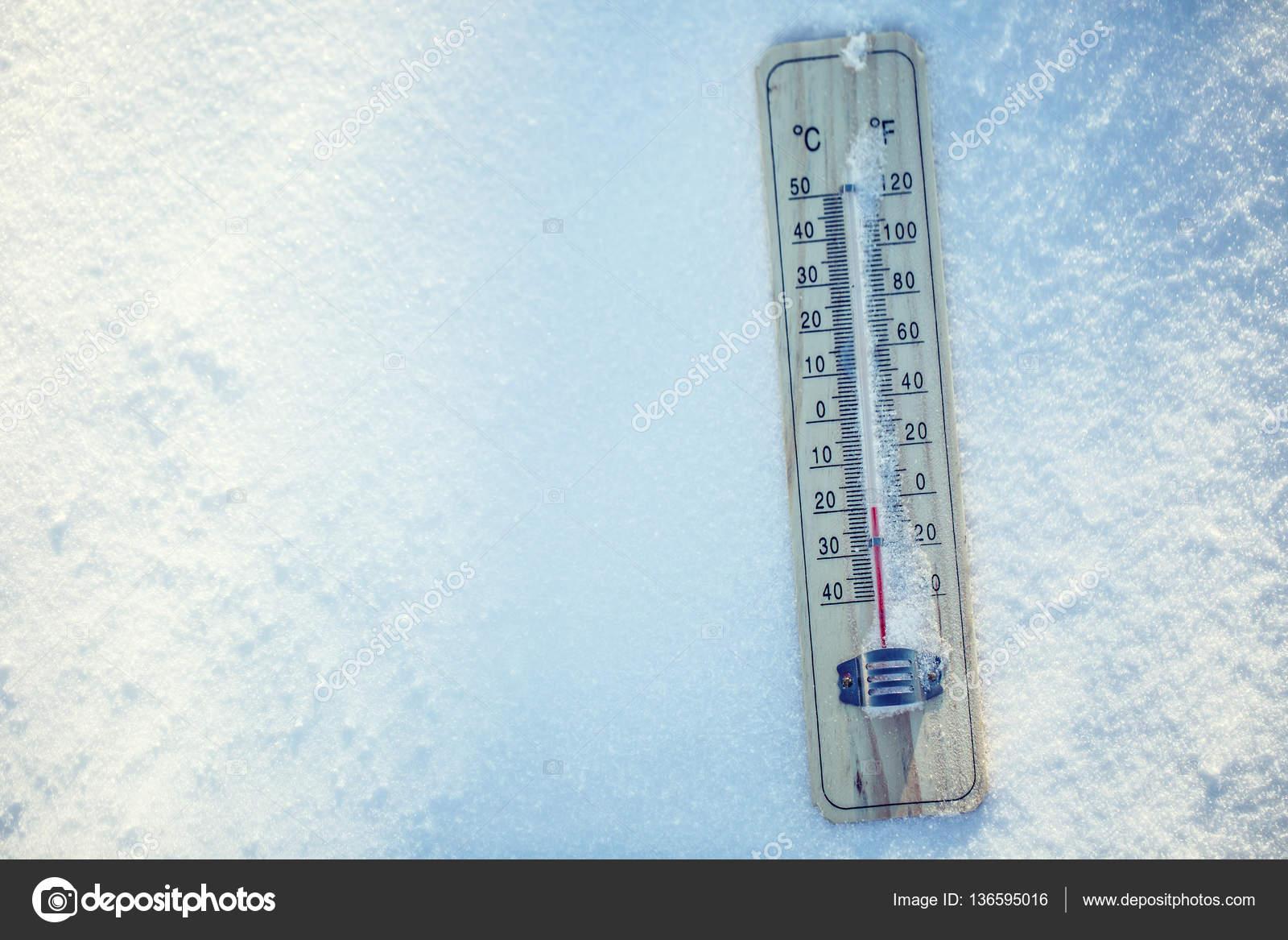 temperature degrees fahrenheit