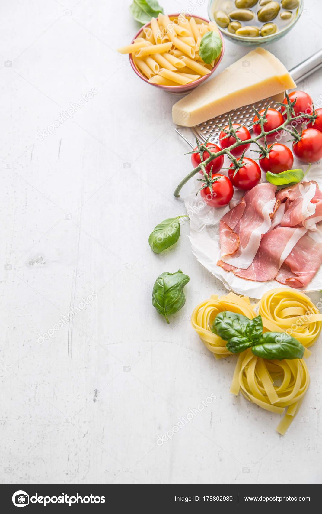 Dania Kuchni Włoskiej I śródziemnomorskiej żywności I