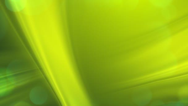 zelené světlo abstrakt