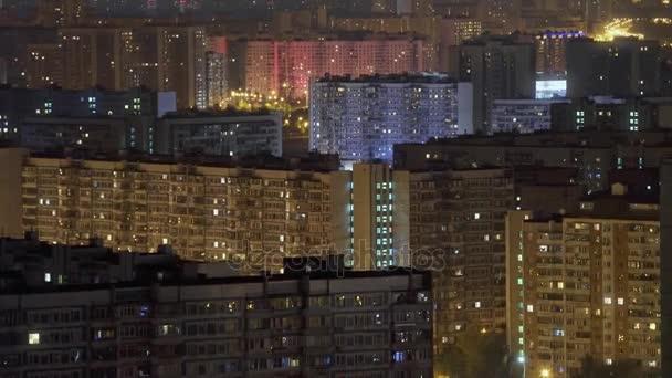 bytová oblast města