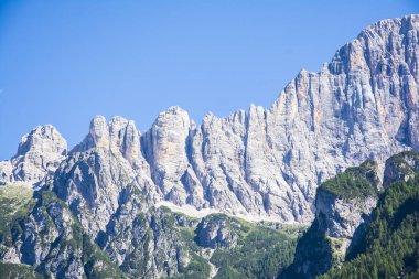 Part of Italian dolomite