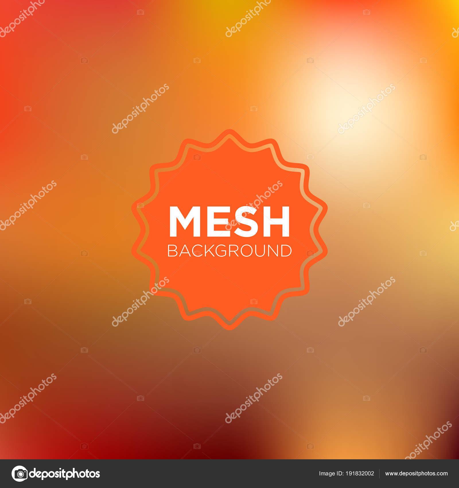 Netz Hintergrunde Im Herbst Farbpalette Stockvektor C Dxinerz