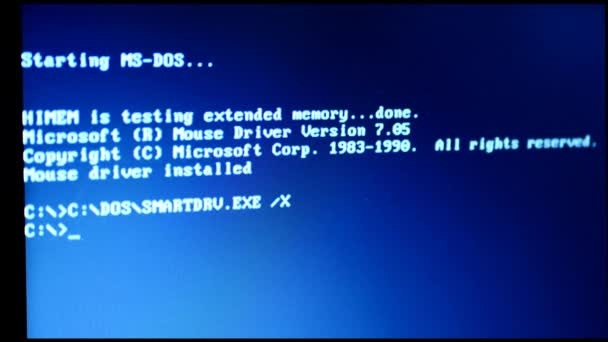video graphic shows a clip of a streaming installation on a blue screen