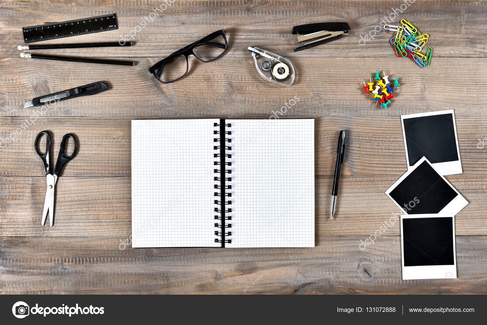 Öffnen Sie Buch-Polaroid-Foto-Rahmen Schreibgeräte Büro Schule ...