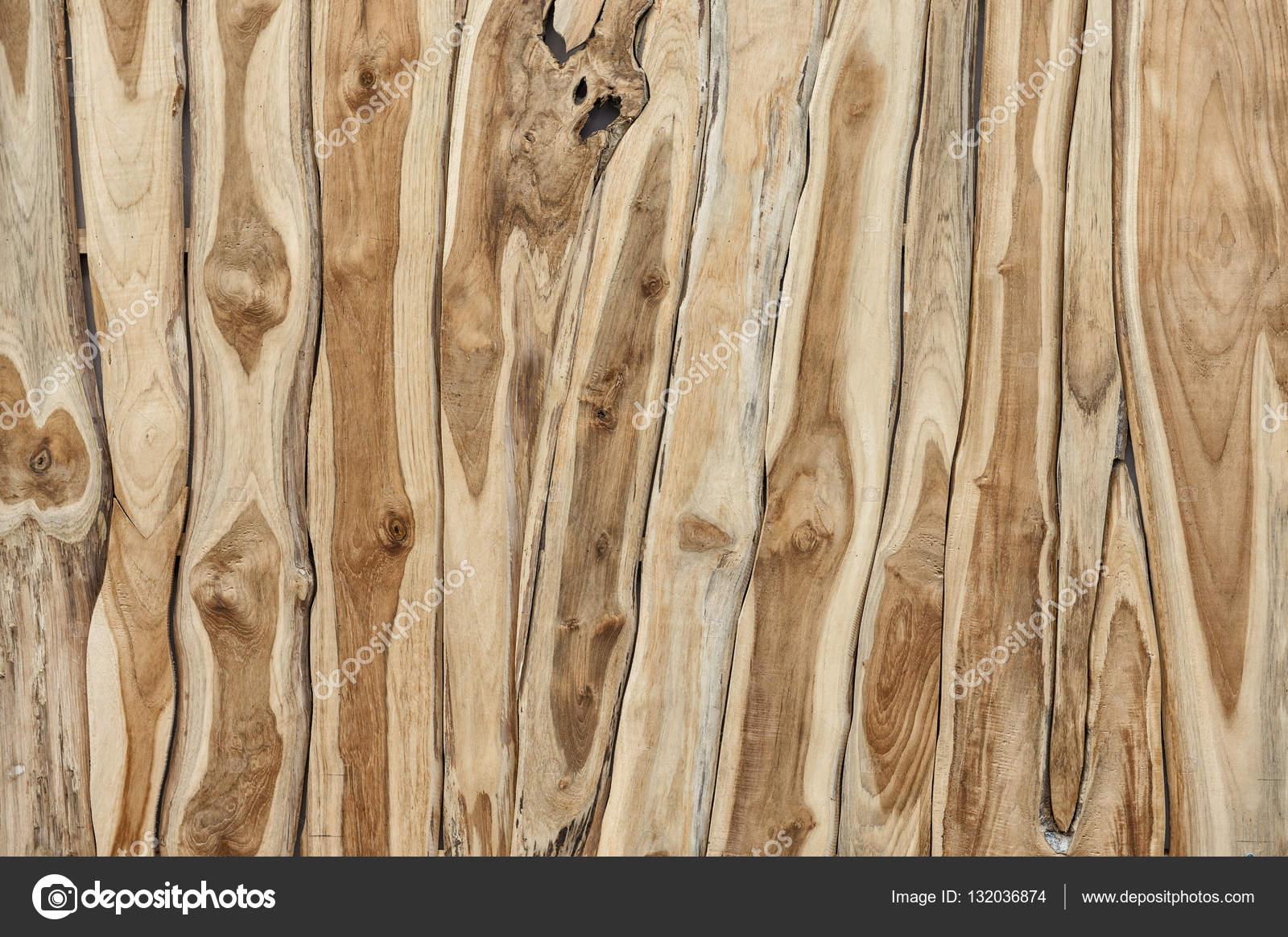 나무 배경입니다. 티크 나무 텍스처입니다. 추상 표면 — 스톡 ...