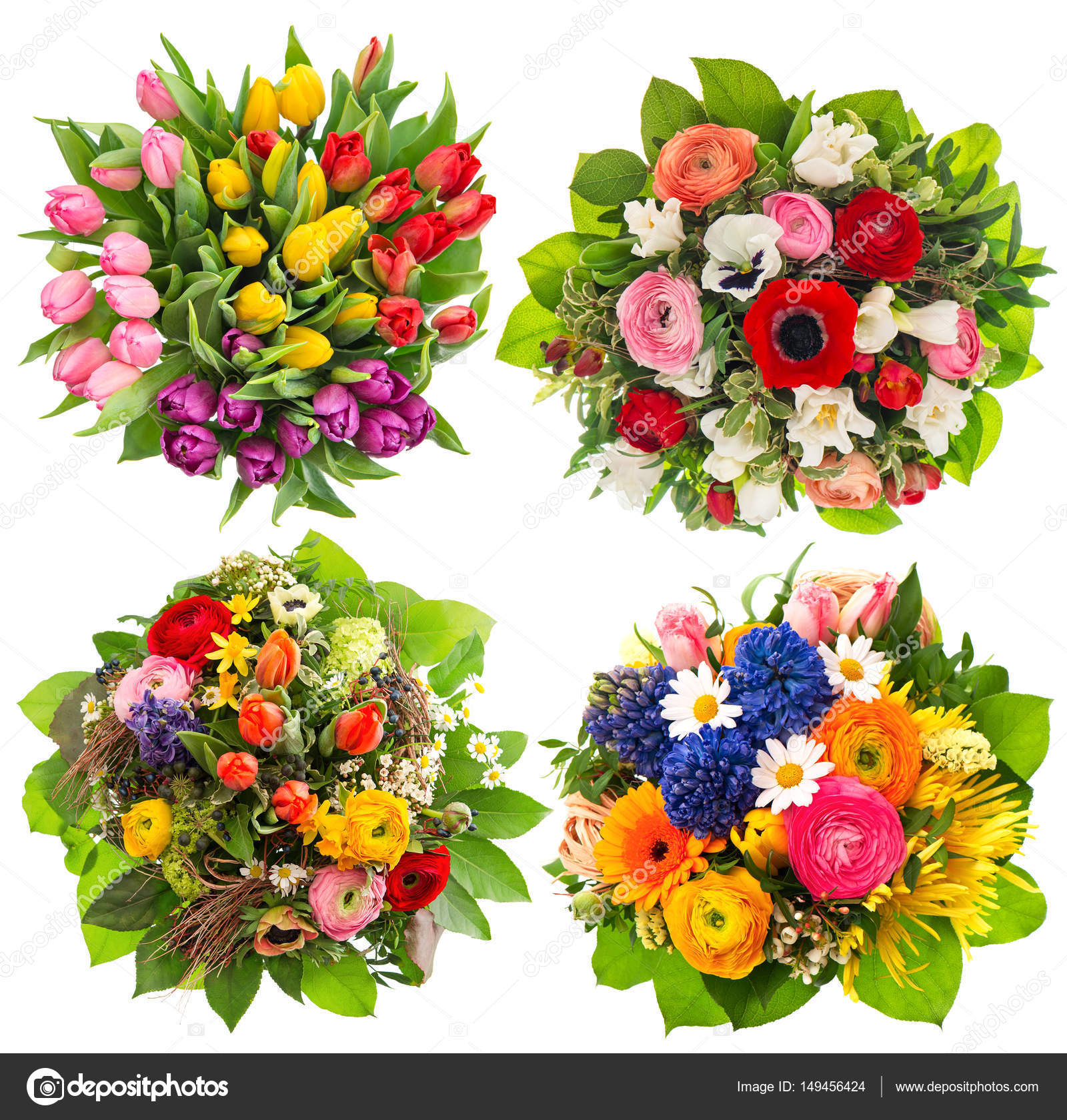 Bloemen boeketten florale decoratie pasen verjaardag for Bloemen decoratie