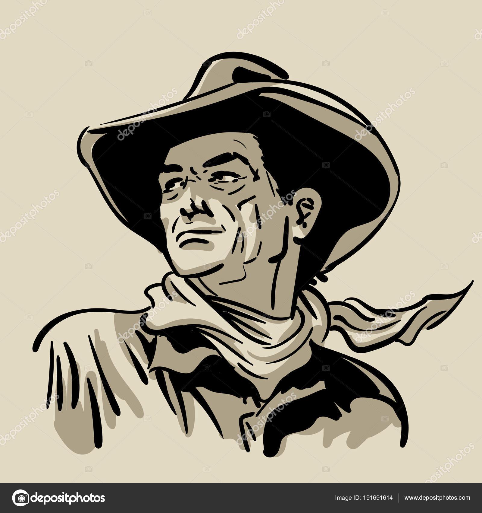 Homem com chapéu de cowboy 1155c2c2385