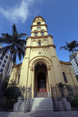 Santa Cecilia's church, in Sao Paulo