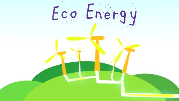 Eko energie, zelená
