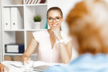 Employer hiring specialists for work