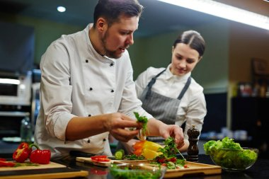Chef consulting trainee