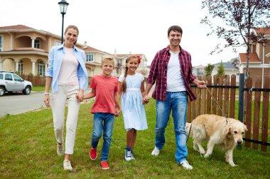 Quiet Family Neighborhood