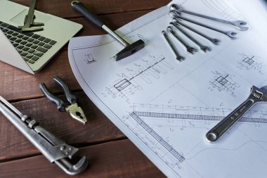 Tools and Blueprint in Mechanics Workshop