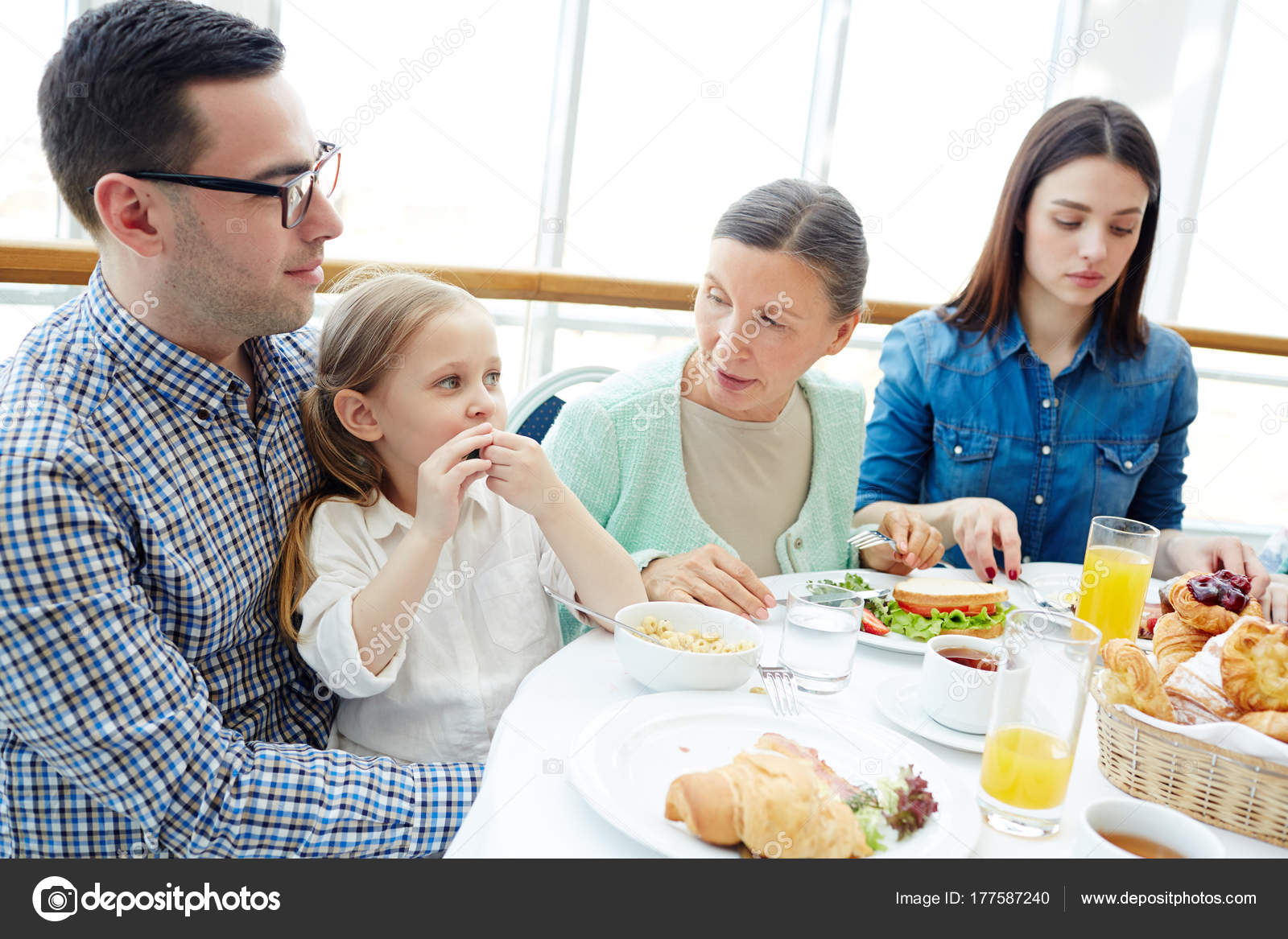 Mature woman eats young woman have thought