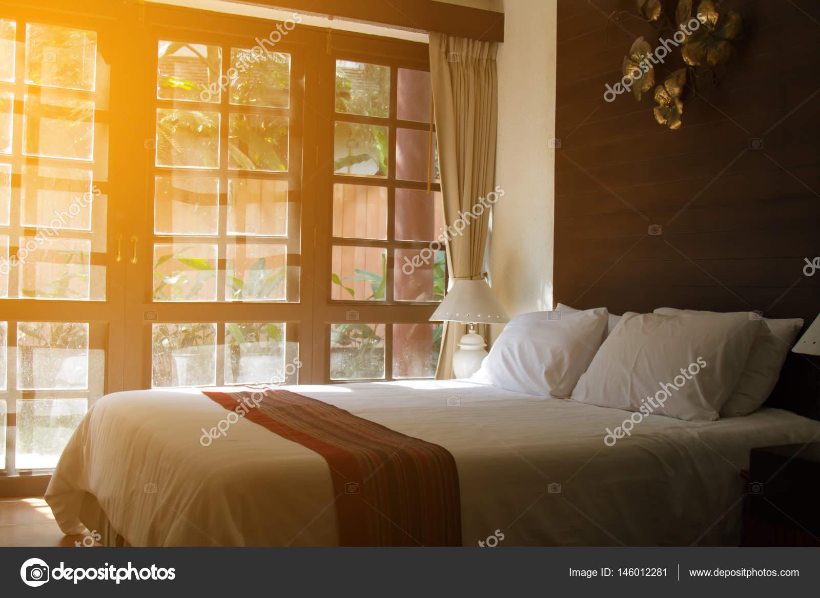 design chambre à coucher de luxe — Photographie suksao © #146012281