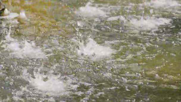 proud vody stříkající