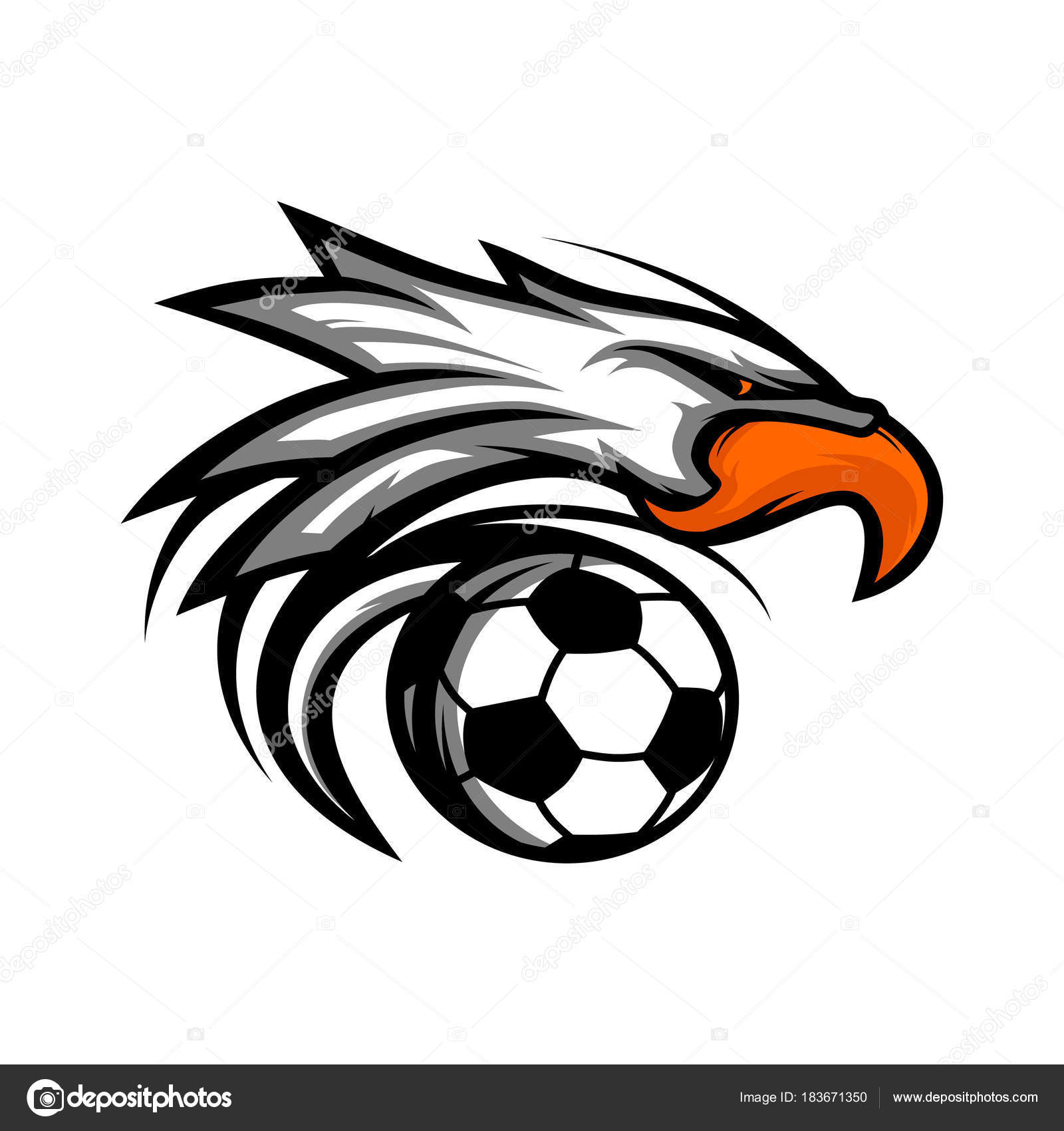 Philadelphia Eagles Logo Vector Svg Layers Football Eagle