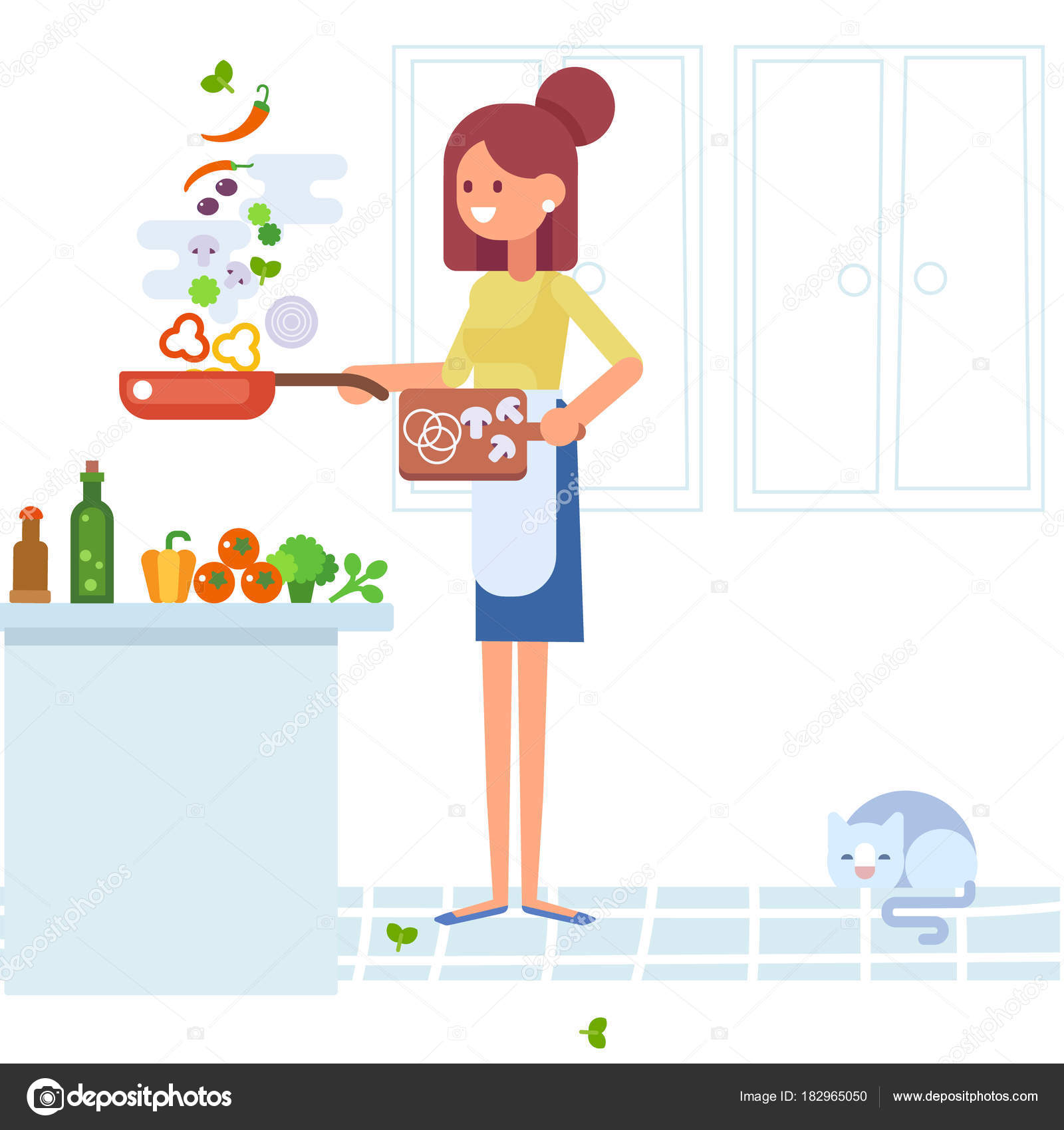 Oksana l 182965050 for Cocinar imagenes animadas