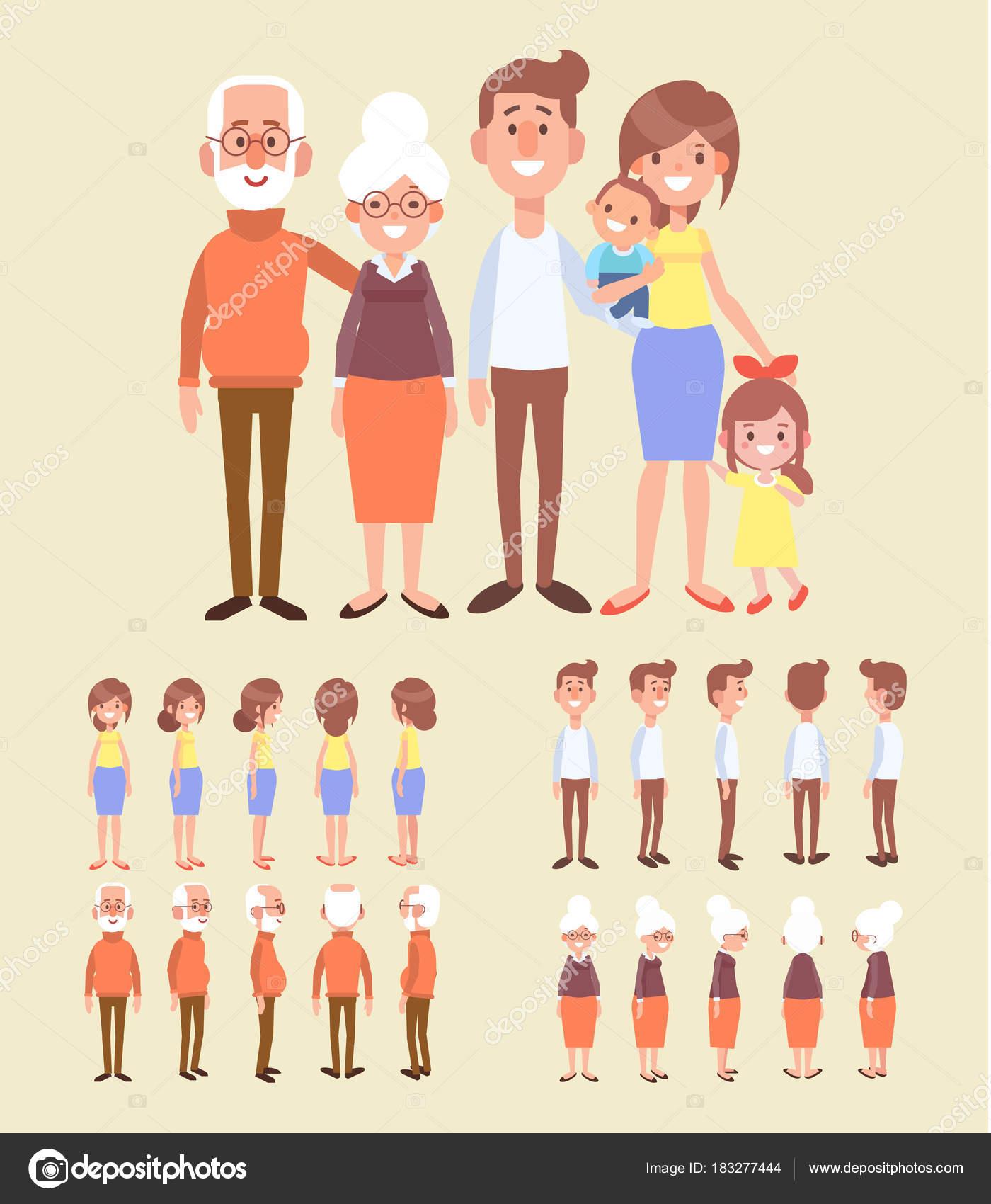 Картинка глазами папы мамы бабушки