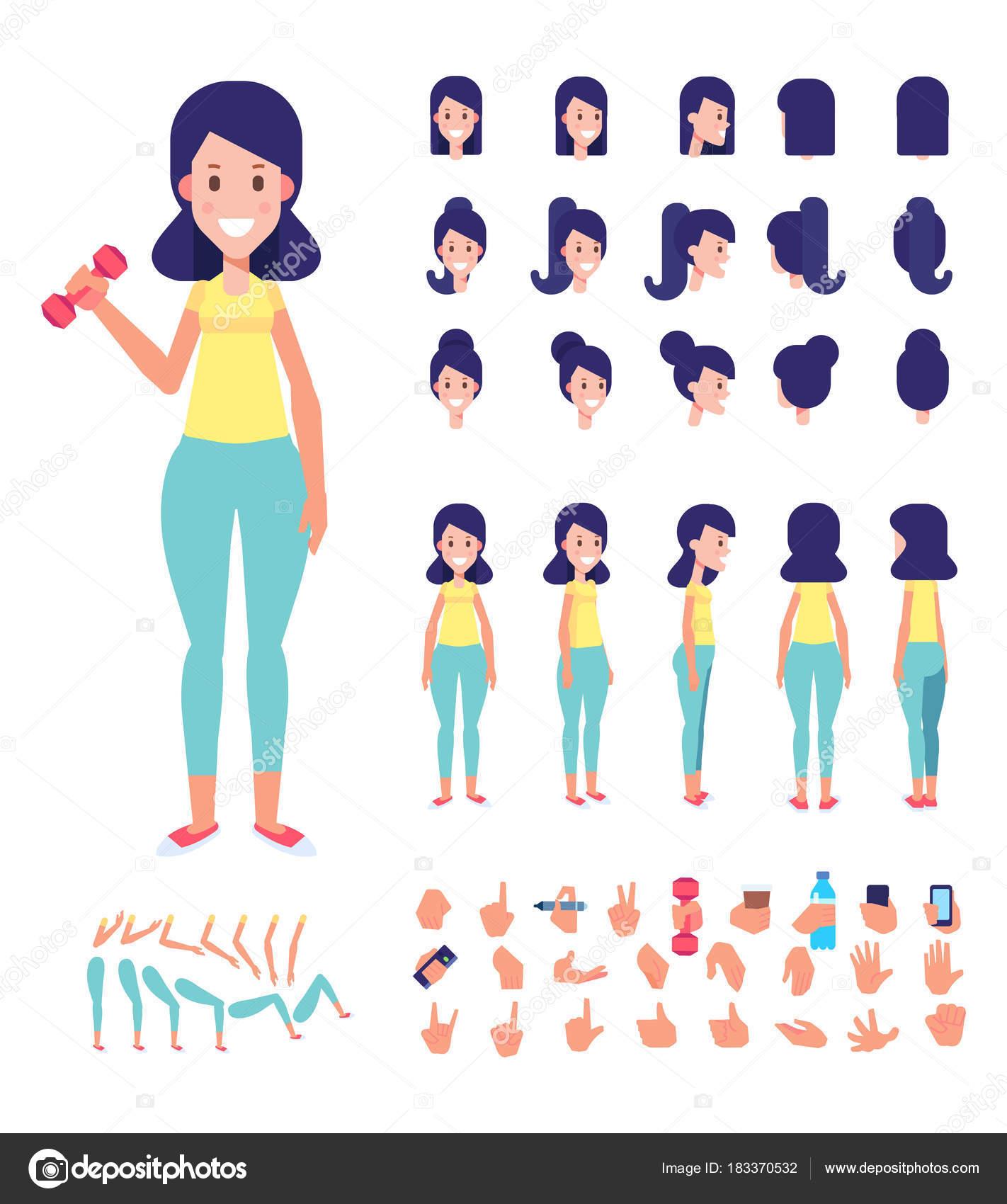 Характер девушки по форме причесок