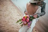 svatební bouquet