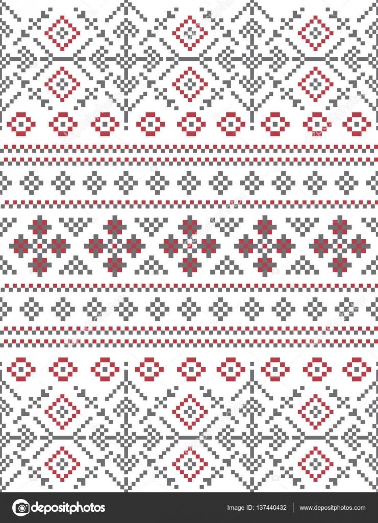Schneeflocken Winter Hintergrund pixel — Stockvektor © lilileka ...