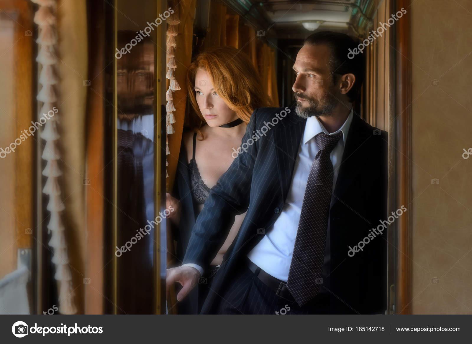 Секс в гостинице с мужем