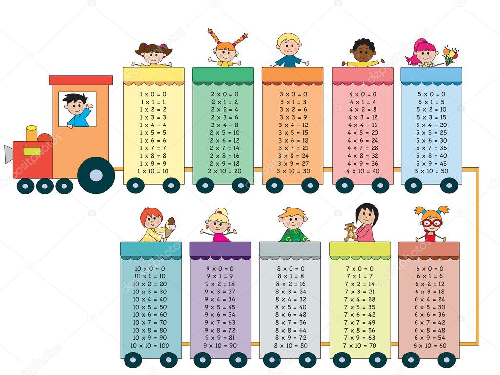 Multiplication table for school stock photo casaltamoiola multiplication table for school stock photo 128072946 gamestrikefo Image collections