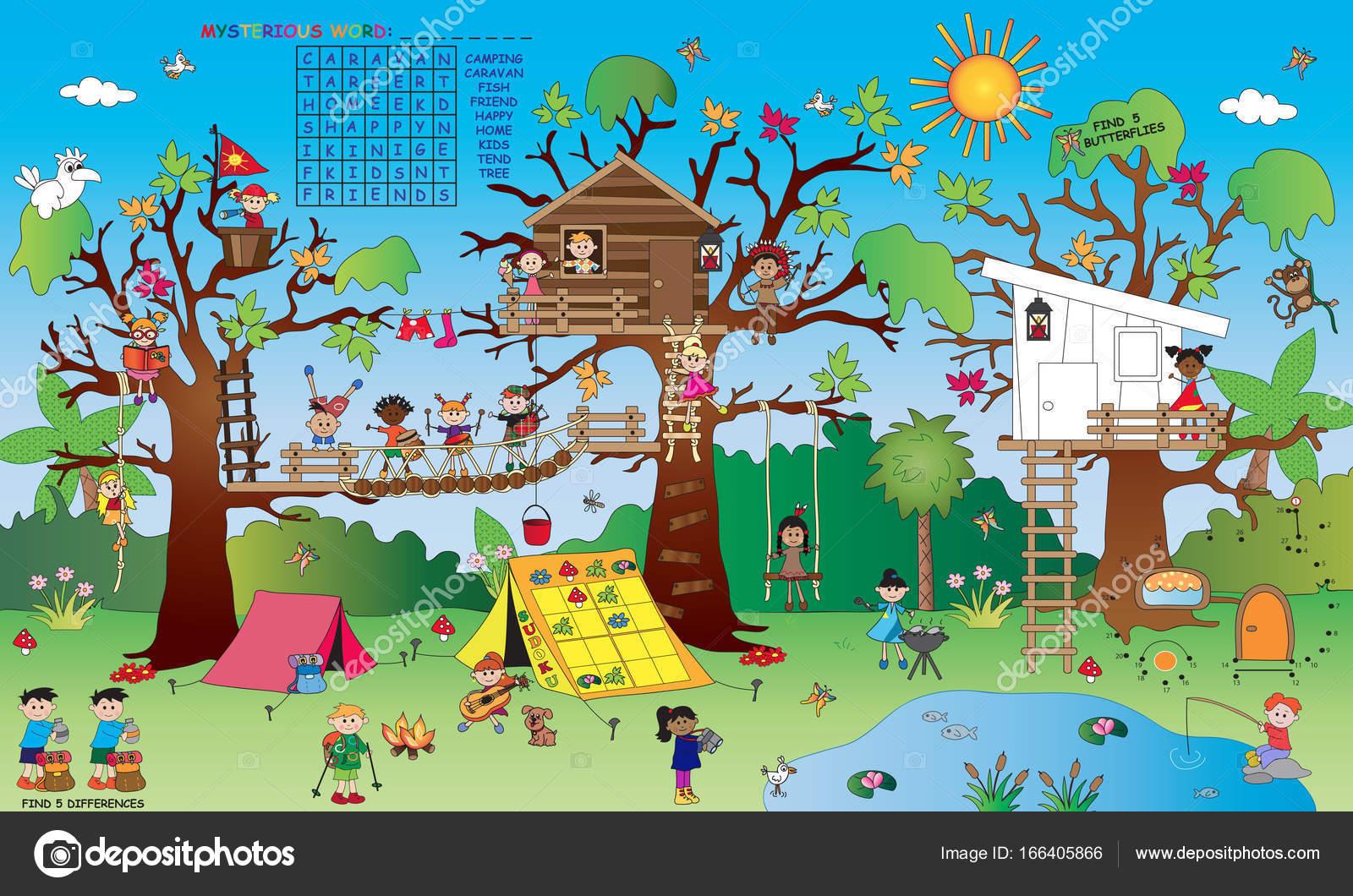 juego para niños — Foto de stock © casaltamoiola #166405866