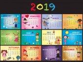 Fotografie Kalender 2019