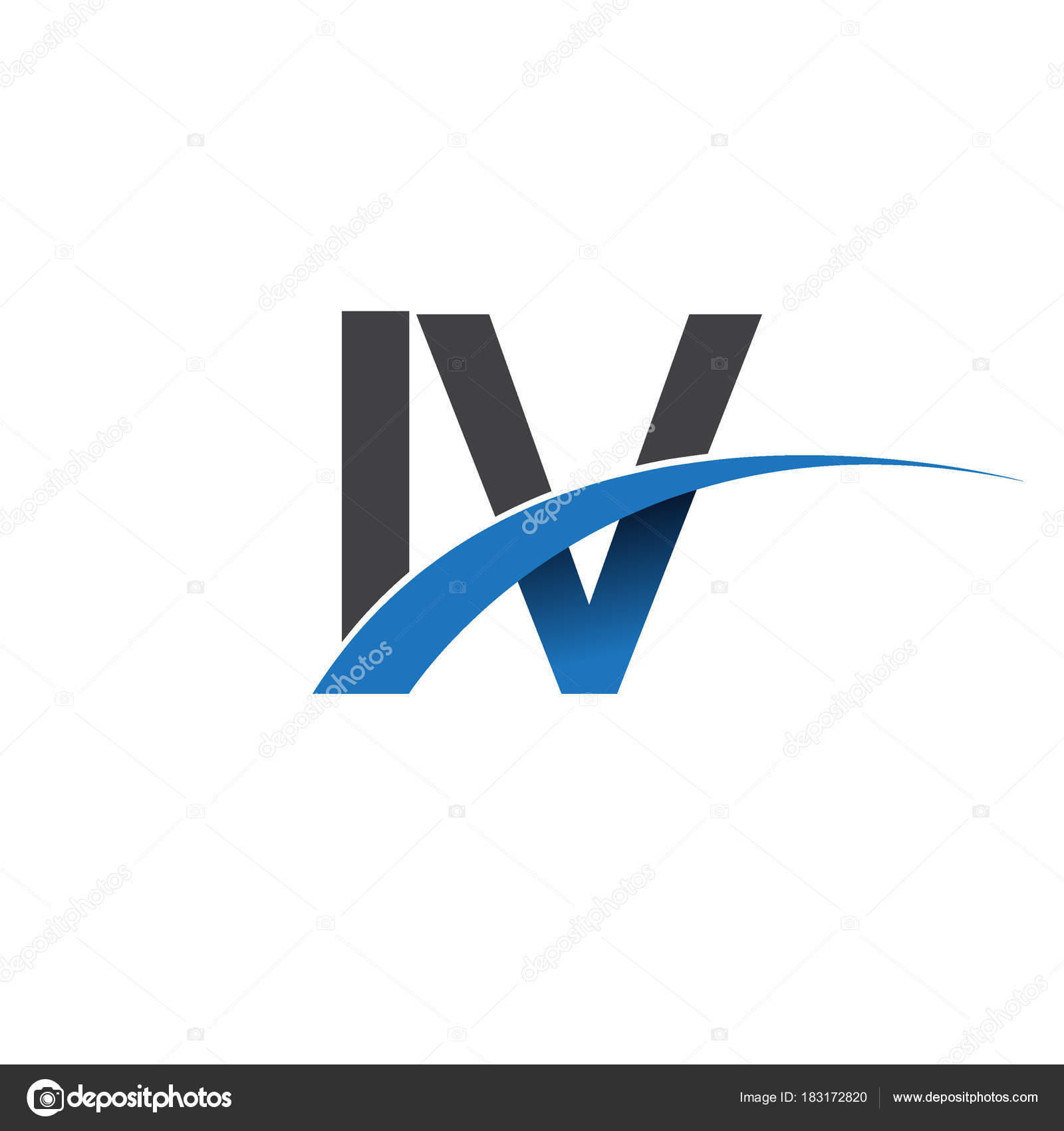 Letters Logo Initial Logo Identity Your Business Company