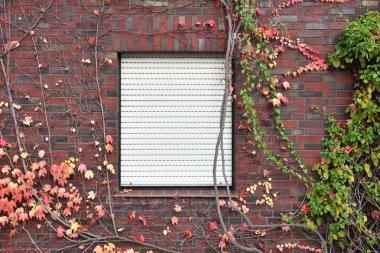 Close Window on the facade