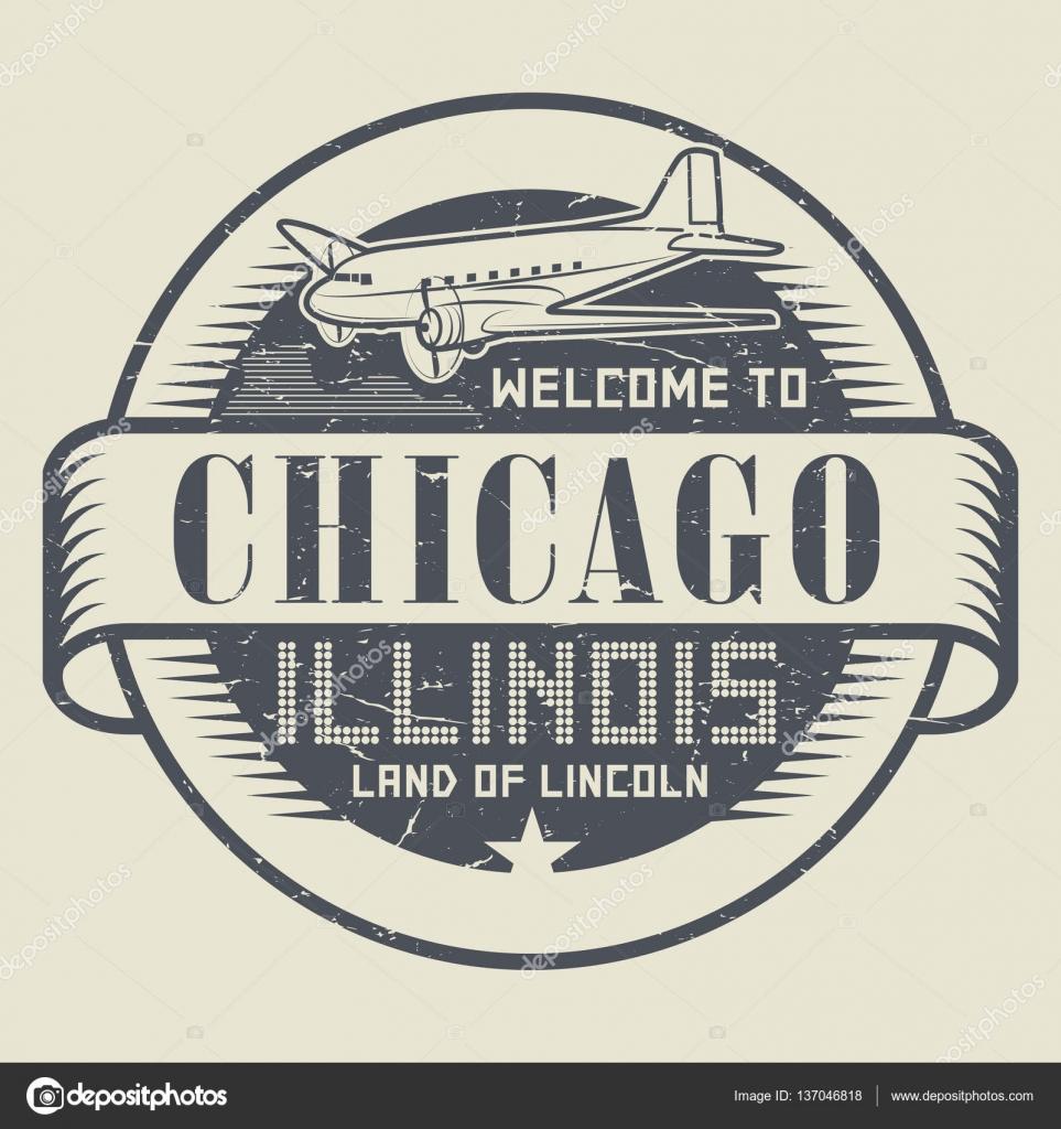 Vector Lincoln Car Logo Sello O Etiqueta Con El Texto Bienvenido