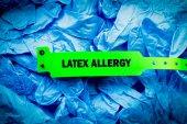 Nemocnice alergií na latex Band