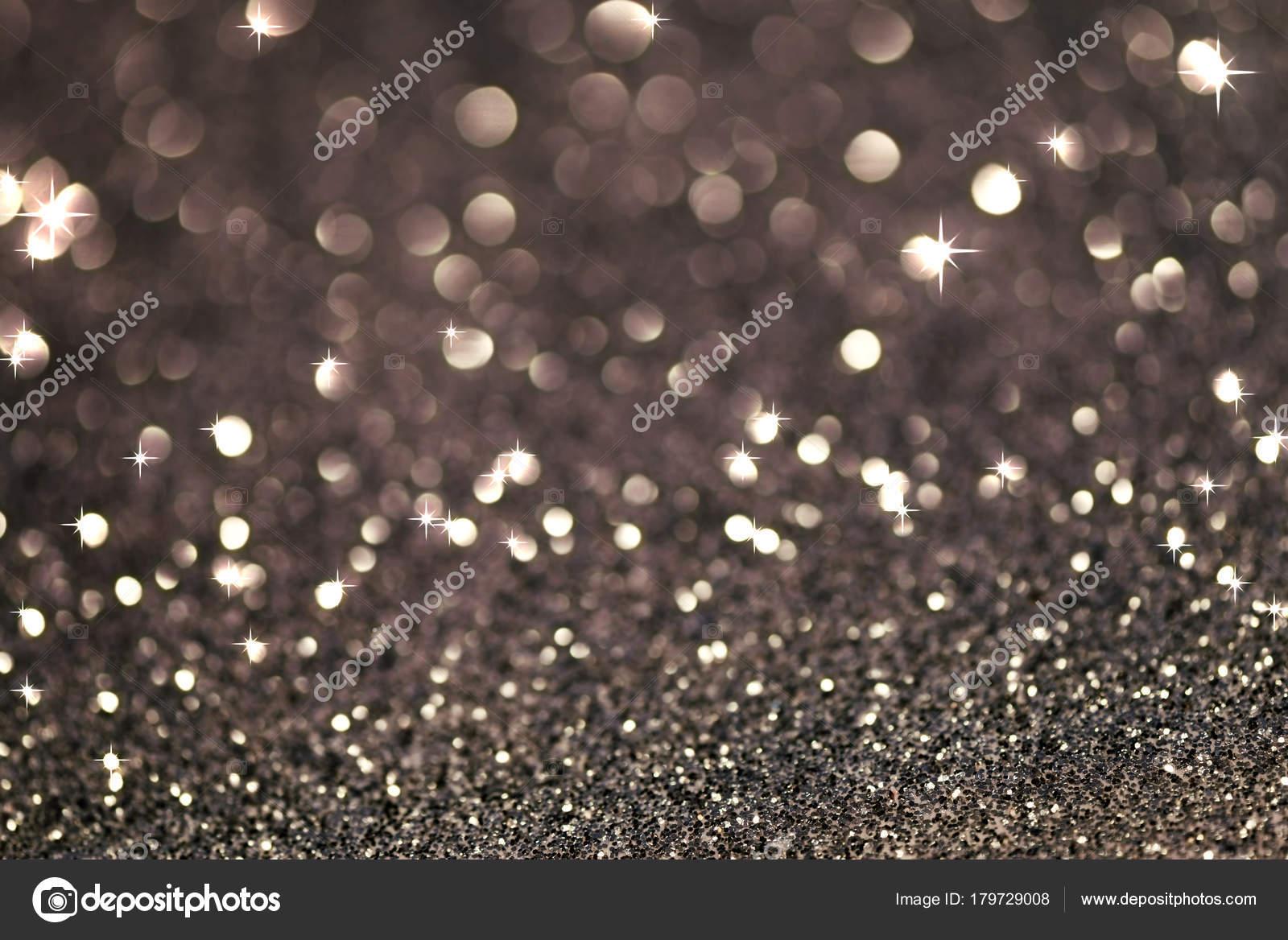 Festliche Weihnachten abstrakte Bokeh Hintergrund, leuchtende ...