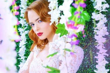 floral fantasy. Spring Fantasy.
