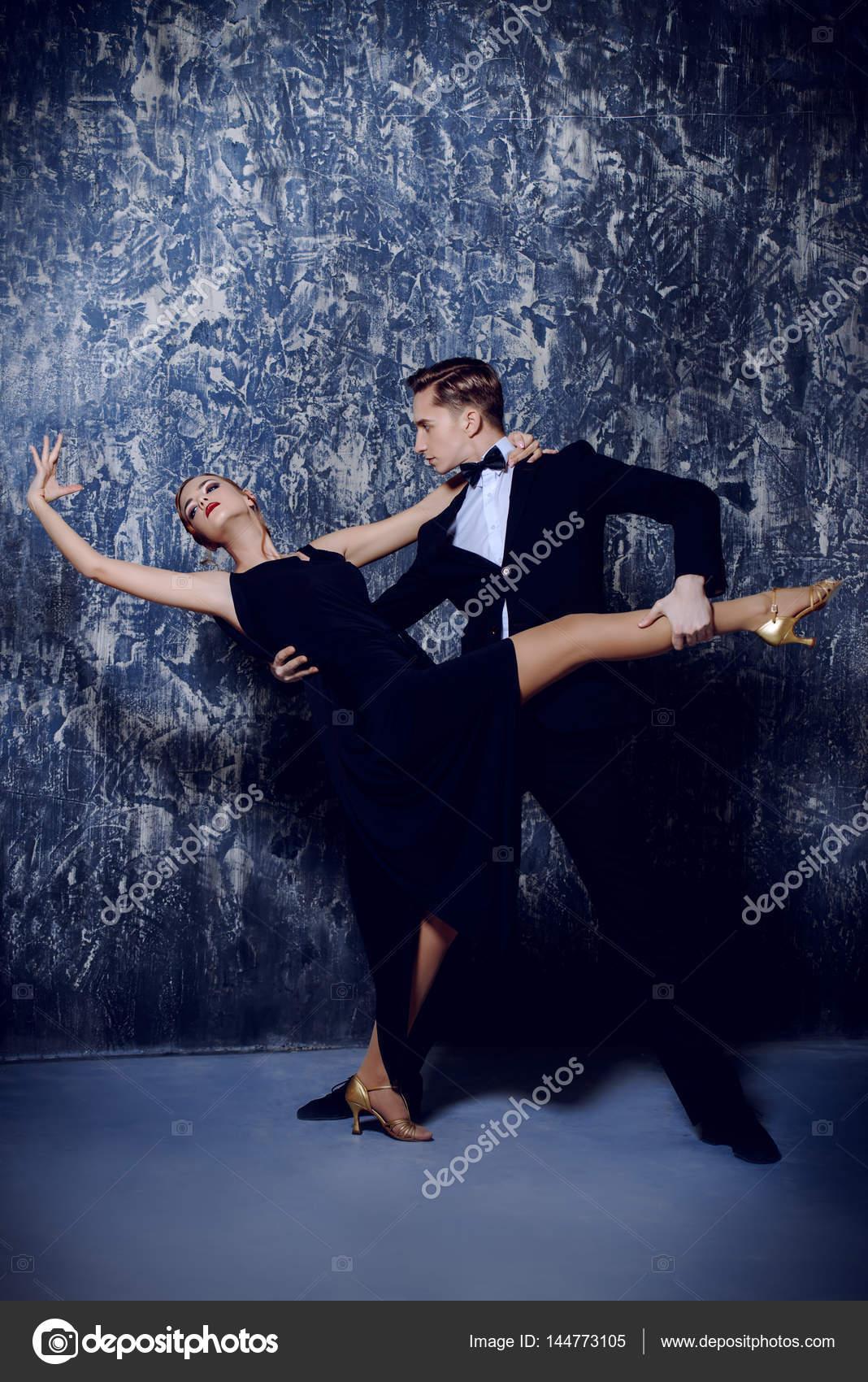 Passionerad tango
